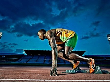 On Your Mark, Get Set, Go