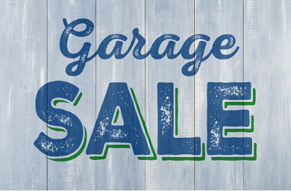 Seeking Donations for the Church Garage Sale