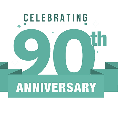 90th Anniversary Celebration