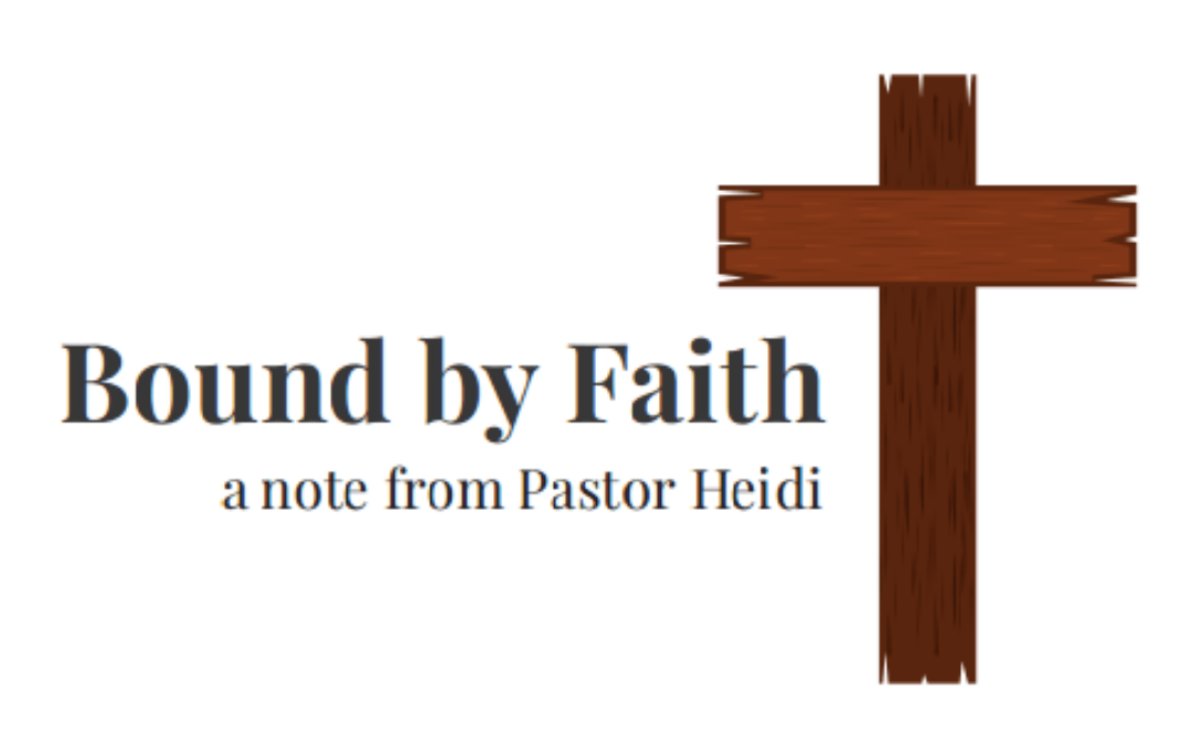 Bound By Faith